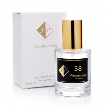 Francuskie Perfumy Nr 58