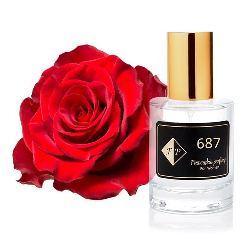 Francuskie Perfumy Nr 687