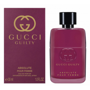 Gucci – Guilty Absolute pour Femme