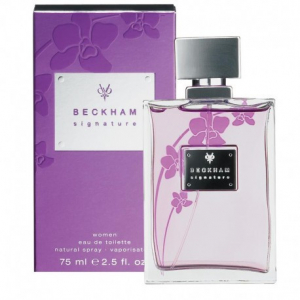 David Beckham – Signature for Her