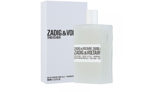 Zadig & Voltaire – This is Her