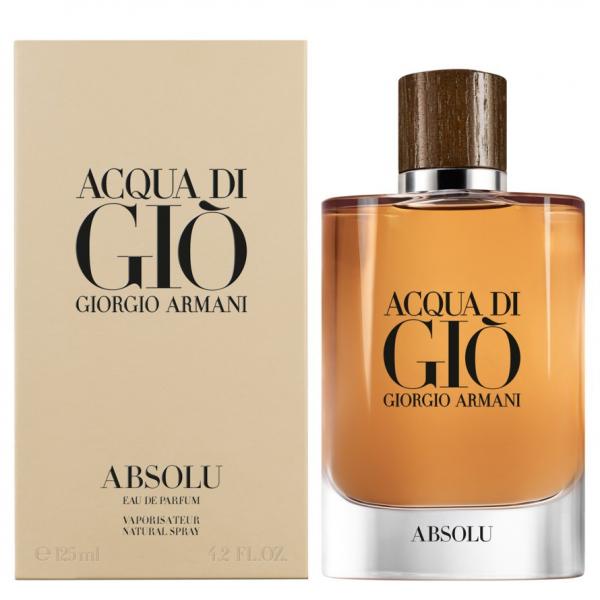 Armani - Acqua di Gio Absolu