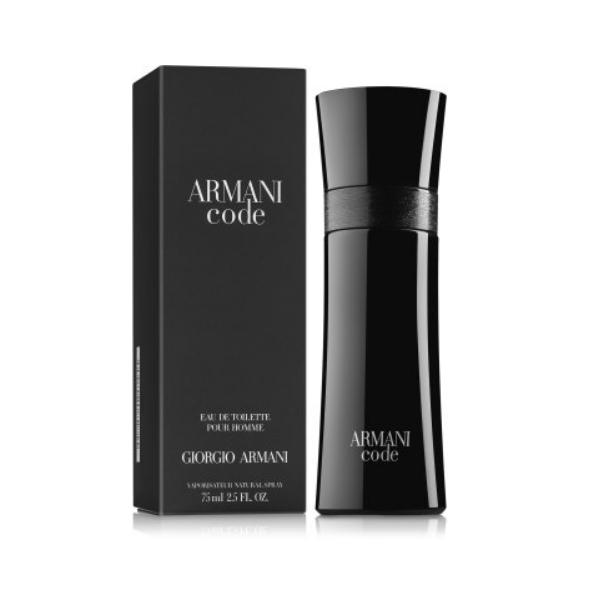 Armani - Black Code
