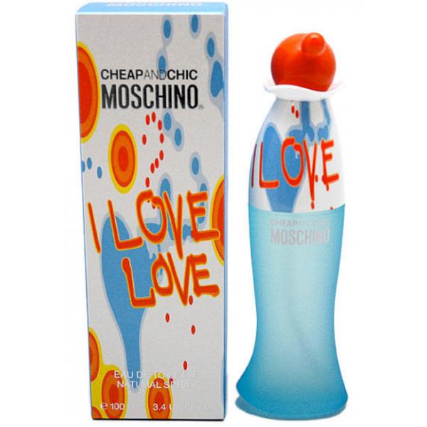 Moschino - I Love Love