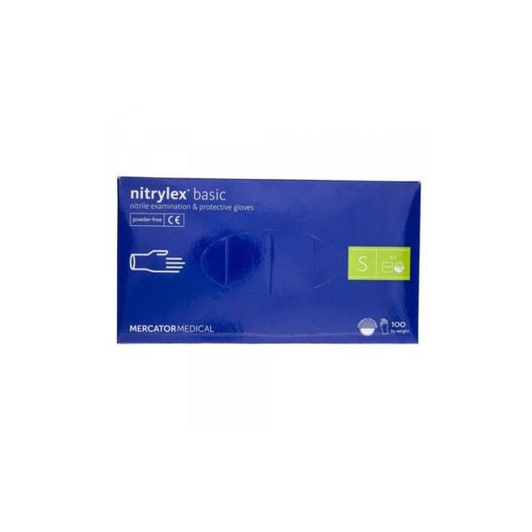Rękawiczki nitrylowe NITRYLEX