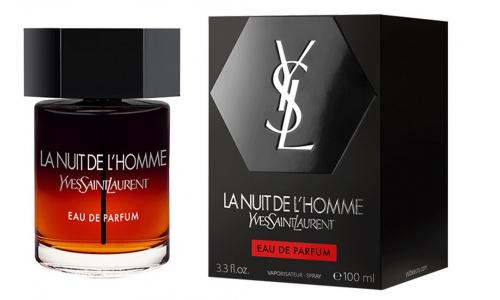 Yves Saint Laurent - La Nuit Del'Homme EDP 2019