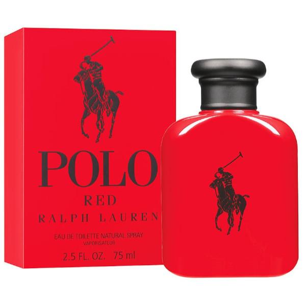 Ralph Lauren - Polo Red