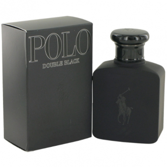 Ralph Lauren - POLO DOUBEL BLACK