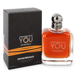 ARMANI - STRONGER WITH YOU INTENSELY