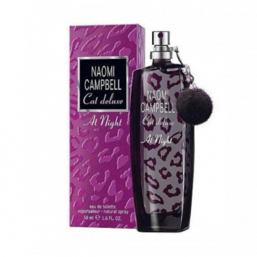Naomi Campbell – Cat Deluxe at Night