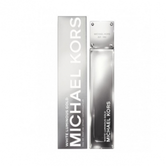 Michael Kors - White Luminous Gold