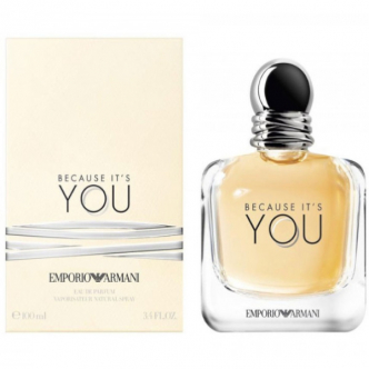 Armani - Because It's You