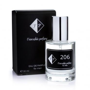 Francuskie Perfumy Nr 206